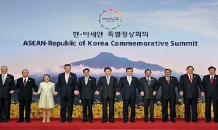 ASEAN-SOUTH KOREA IS WOOING ASEAN AND INDIA