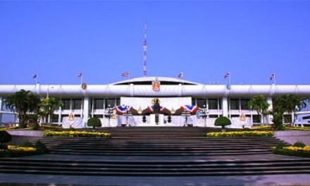 THAILAND – STRATEGIC STRAITJACKET