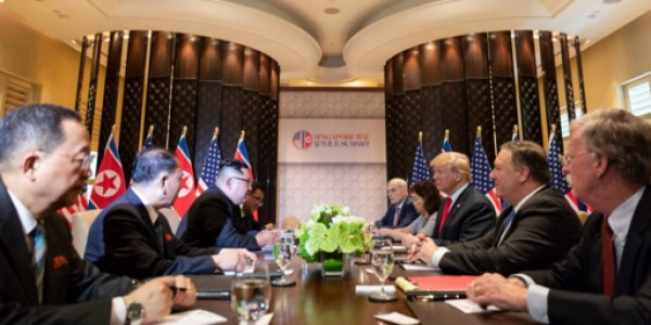 KOREA-IS THE SECOND TRUMP-KIM SUMMIT NECESSARY?