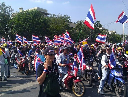 THAILAND-LEVEL POLITICAL PLAYING FIELD