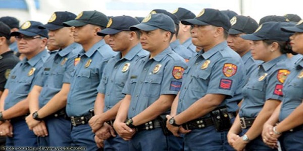PHILIPPINES-MILITARY AND POLICE SUPPORT FOR DUTERTE