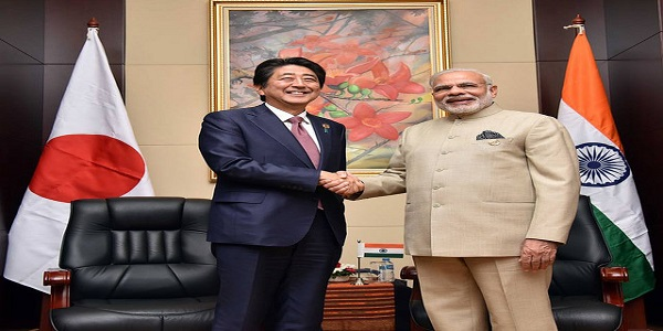 JAPAN-INDIA TIES SHOULD GO BEYOND COUNTERING CHINA
