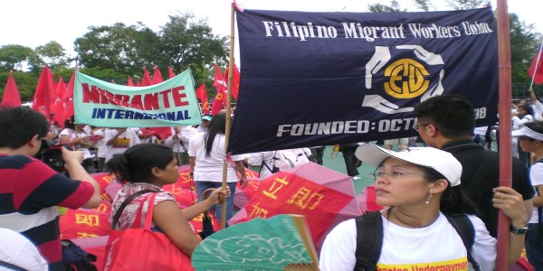 PHILIPPINES-OFW INCENTIVE BILL MUST BE A TOP PRIORITY