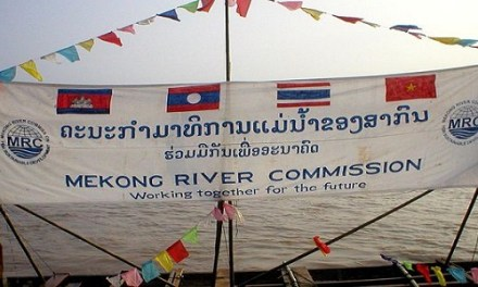 THAILAND-THE TUSSLE WITH CHINA IN THE MEKONG BASIN