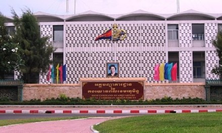 CAMBODIA HAS NO REASON TO HOST FOREIGN MILITARY BASES