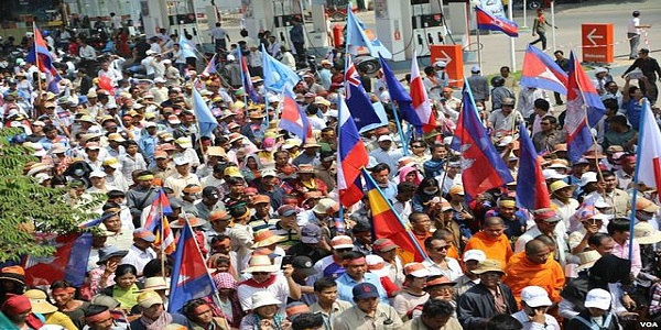 CAMBODIA-DEMAGOGY IS CAUSE OF SOCIAL ILLS
