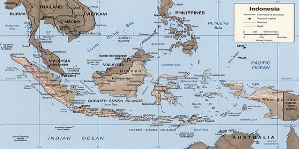 INDONESIA-HARD WORK CONTINUES TO SETTLE MARITIME BORDERS