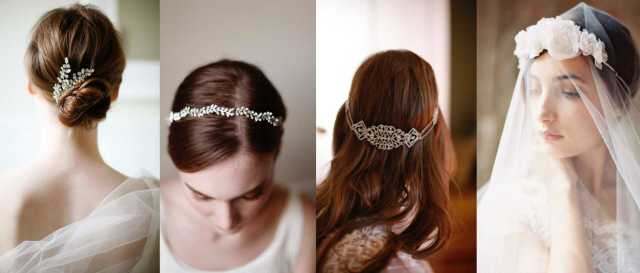 which bridal accessories go with which type of wedding