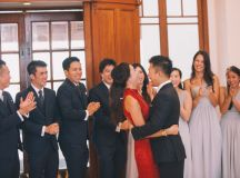 When Middle-School Sweethearts Tie the Knot - Asia Wedding ...
