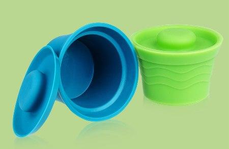kinder-ville bigger bites storage jars