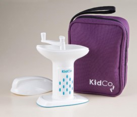 kidco food mill with tote f810