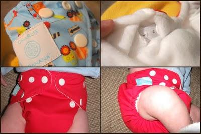 Charlie Banana Pocket Diaper