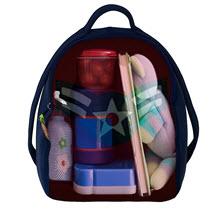 Bagian dalam backpack