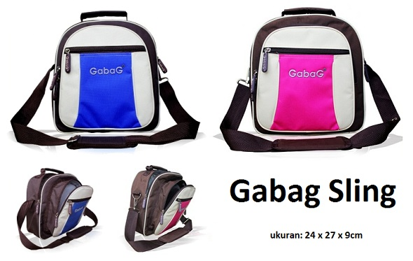 gabag sling coolerbag