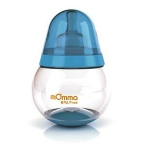 momma rockin bottle blue