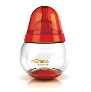 momma rockin bottle red
