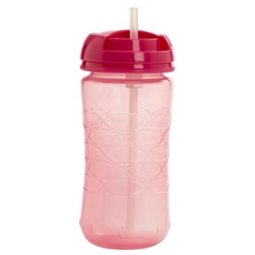 DrBrowns StrawCup 355ml Pink