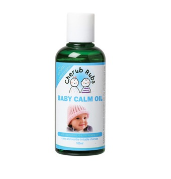 baby calm oil