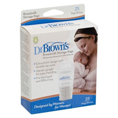 drb breastmilk storage bags
