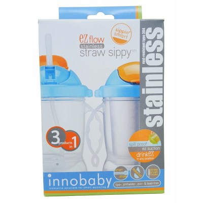 innobaby sippin smart blue