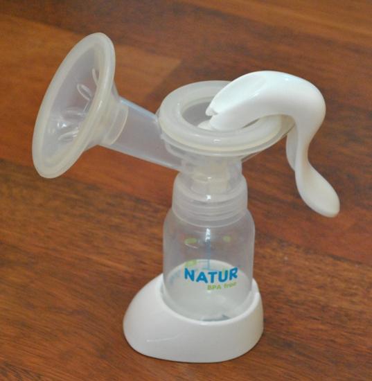 Natur Manual Breastpump 1