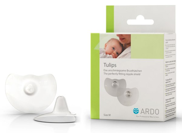 Ardo Tulips Nipple Shield