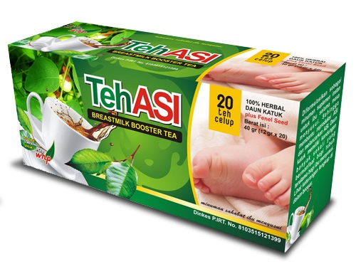 Teh Asi Breastmilk Booster Tea