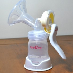 Spectra DEW 350 dikonversi menjadi manual pump