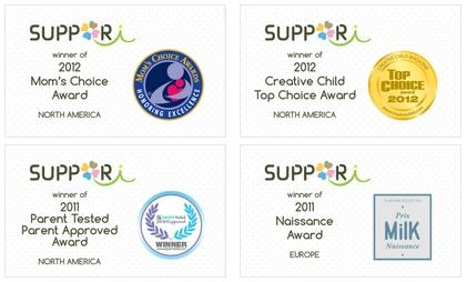 SUPPORi Award