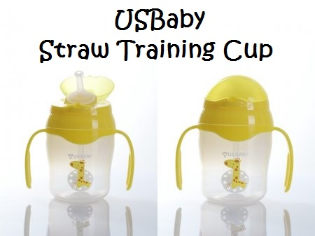 USBaby Straw Training Cup