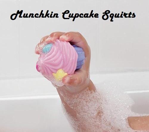 Munchkin Cupcake Squirts 3
