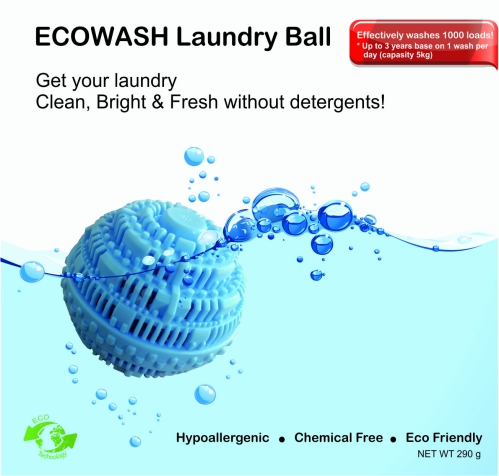Ecowash Laundry Ball