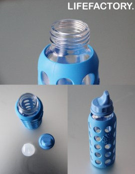 Lifefactory Sippy Cup Bottles