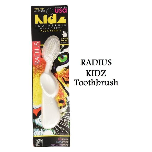 Radius Kidz Toothbrush