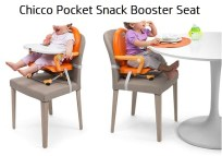 Chicco Pocket Snack in use