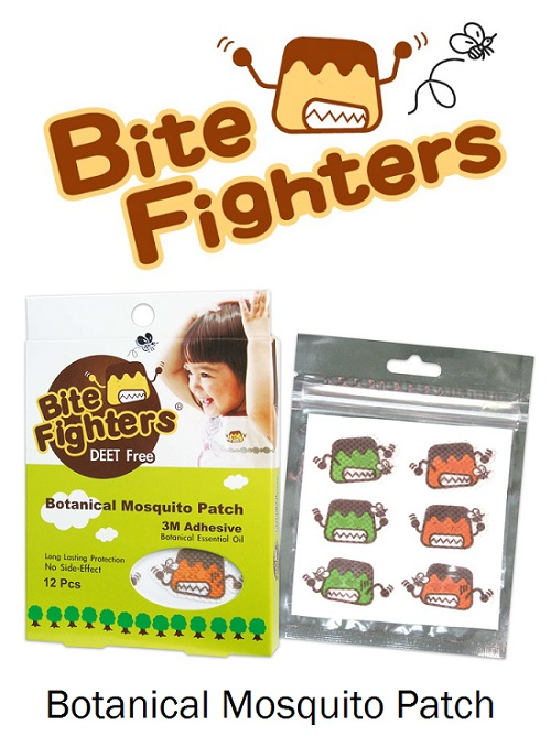 bite fighters mosquito patch 1