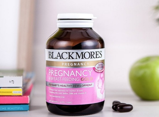 BlackMores Pregnancy and Breastfeeding Gold