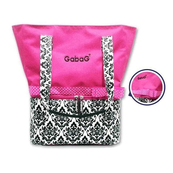 gabag ayana baby bow coolerbag