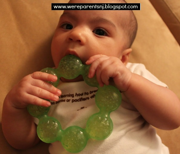 Nuby Ring Teether 2
