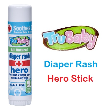 trubaby diaper rash hero stick