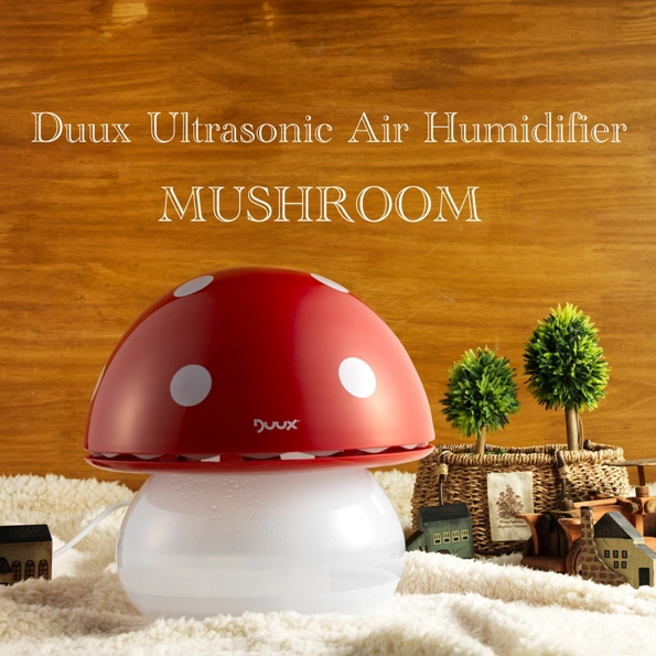 Duux Ultrasonic Air Humidifier Mushroom