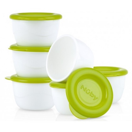 Nuby Mighty Blender (Food Storage Cups)