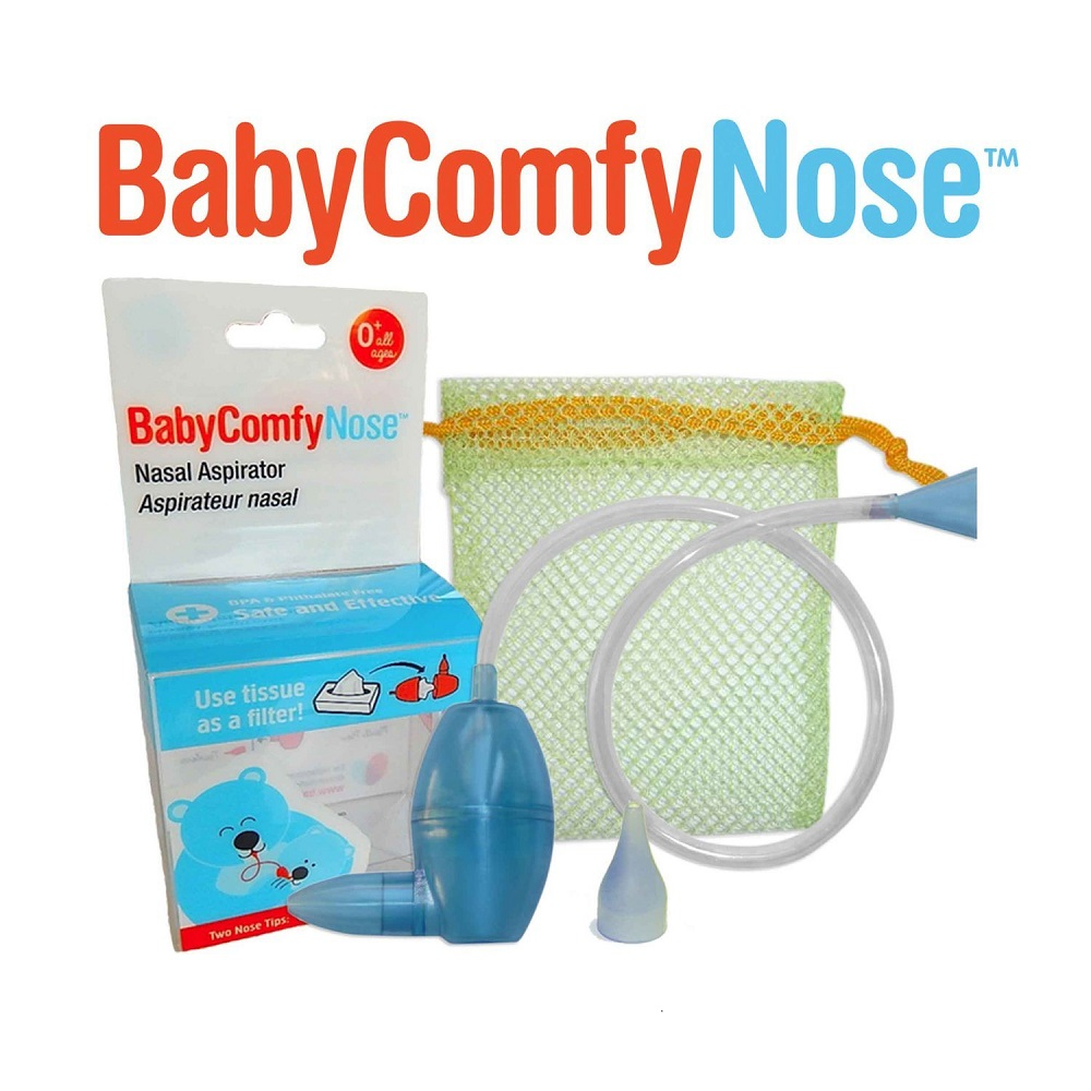 Other Baby Safety & Health Baby Comfy Nose Nasal Aspirator Newborn Infant Bpa Phthalate Free New