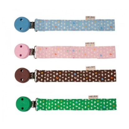 hevea pacifier holder