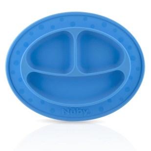 Ovular Plate Blue 2