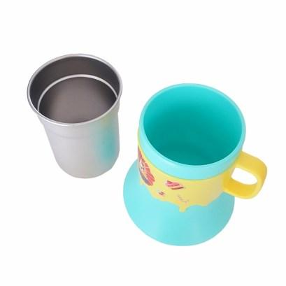 Stainless Steel Cup bisa dilepas