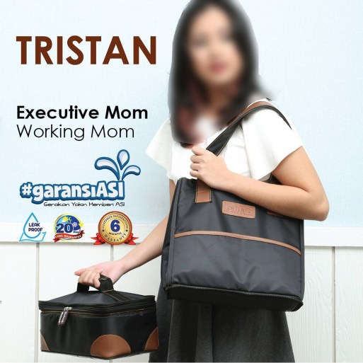 GabaG Tristan Cooler Bag Plus Tas Kerja
