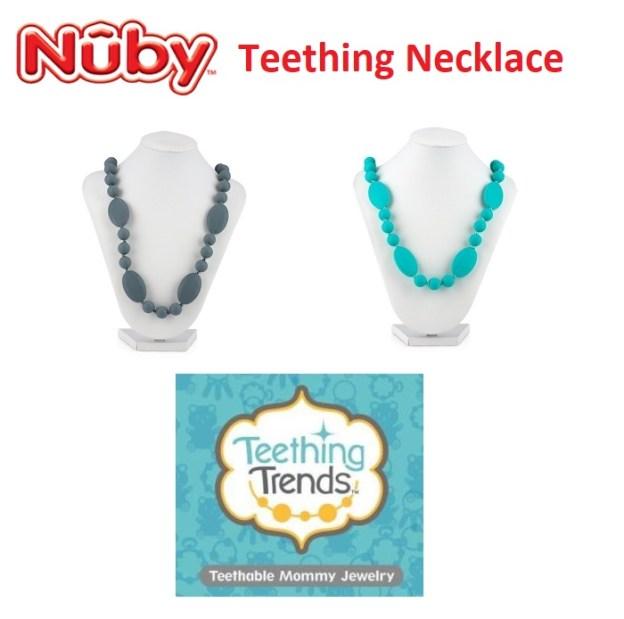 Nuby Teething Necklace