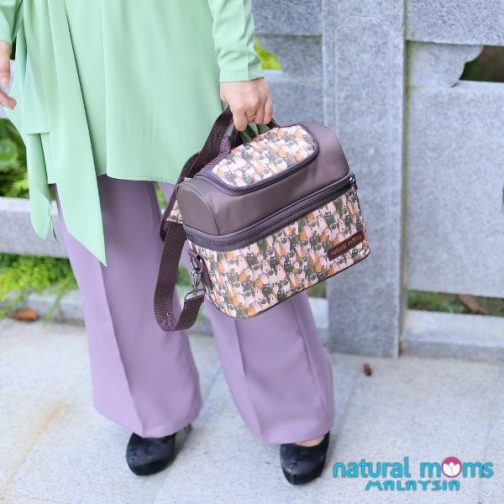 Natural Moms Cooler Bag
