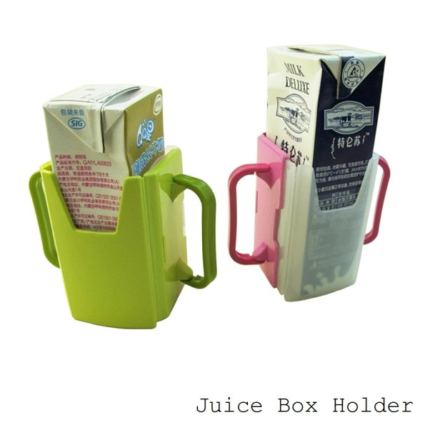 Juice Box Holder
